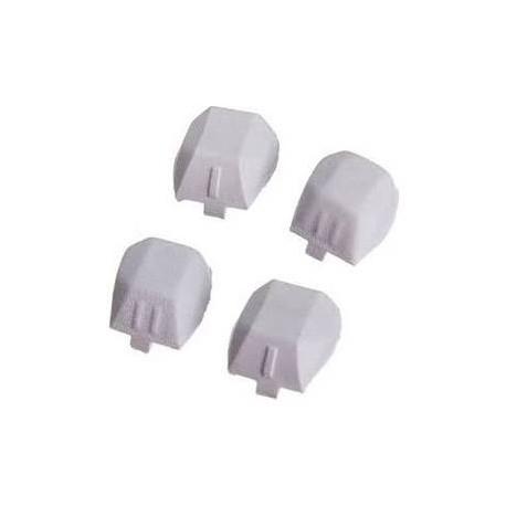 Patins caoutchoucs gris Hubsan H107D-A02