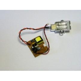 Lampe UV aspirateur robotNestor