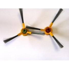 Brosses latérales robot aspirateur ECOVACS D66