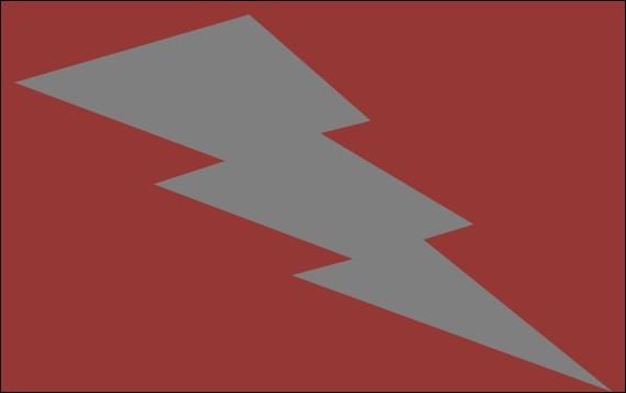 Rouge / Argent